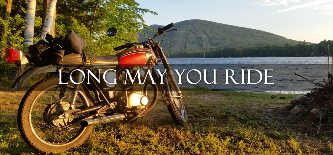 Long May You Ride